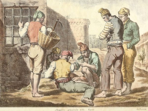 lazzari napoletani