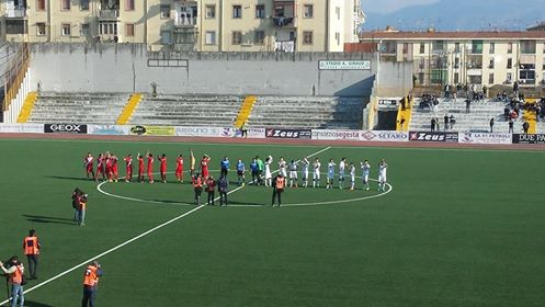 Savoia- Barletta 0-1