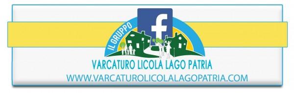 Gruppo Facebook VarcaturoLicolaLagoPatria