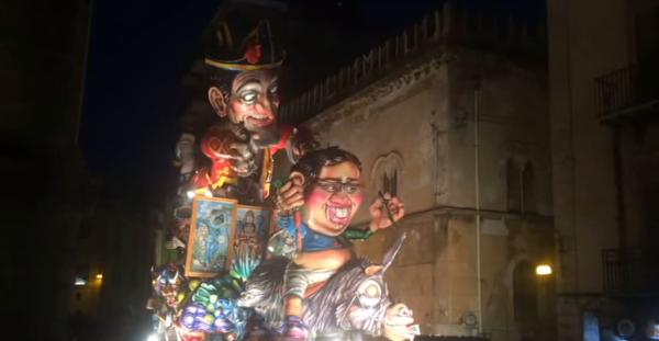 Carnevale di Sciacca - L'oro di Napoli