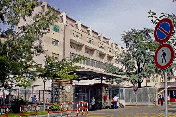 Castellammare, ospedale San Leonardo
