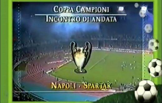 Napoli Coppa Campioni 1990-91