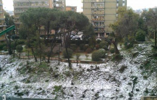 Neve al Vomero Alto - Paolo Animato