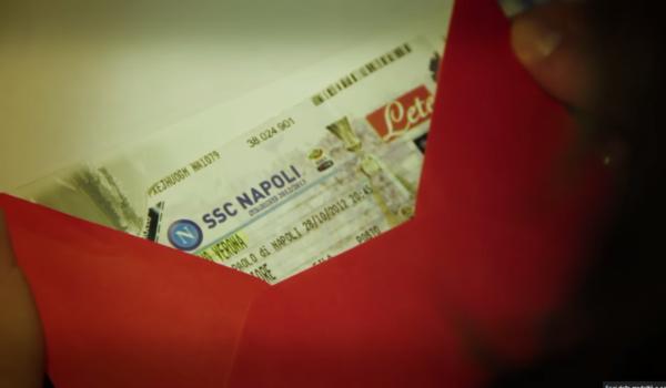 San Valentino biglietti Napoli