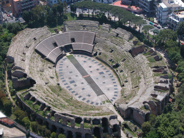 Gioiello FlavioIl Anfiteatro Di Pozzuoli Anfiteatro OP8wyn0vmN