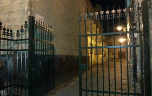 cancello della vergogna