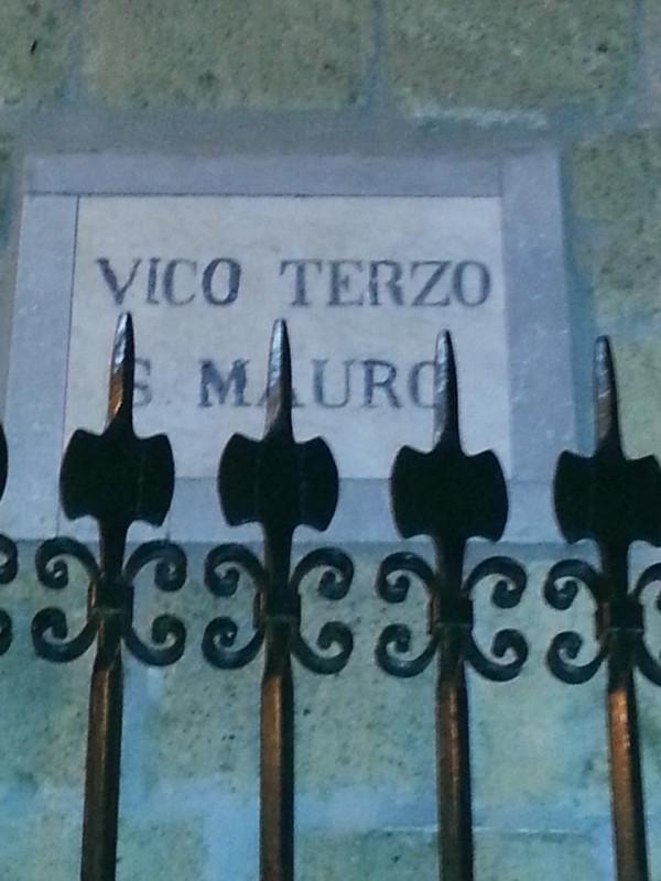 cancello san mauro