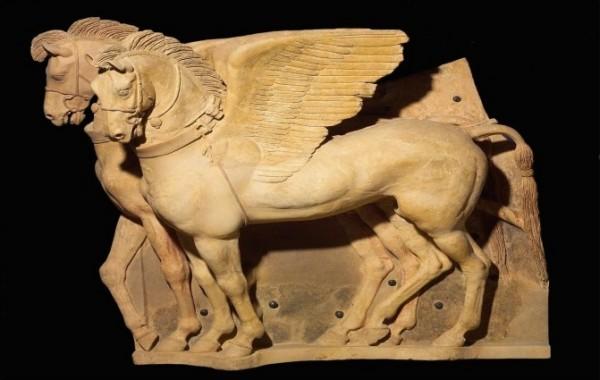 Museo Nazionale Tarquinia - Arte Etrusca