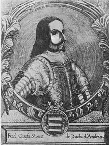 Francesco Carafa, primo Capitano di Torre del Greco
