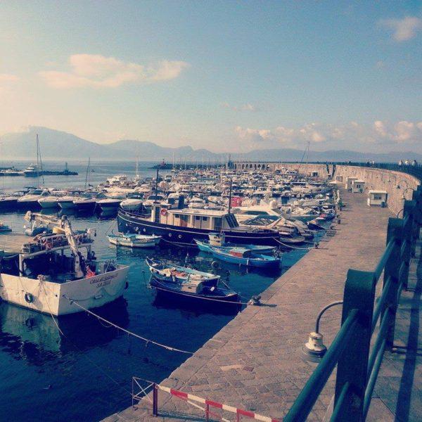 porto Torre del Greco molo