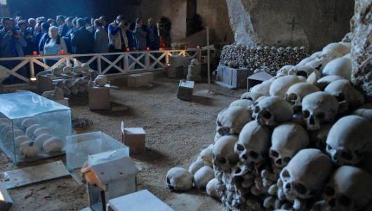 il cimitero delle Fontanelle