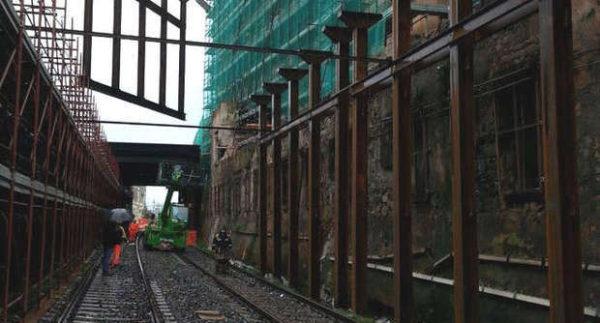 Riapertura linea ferroviaria Napoli - Torre Annunziata