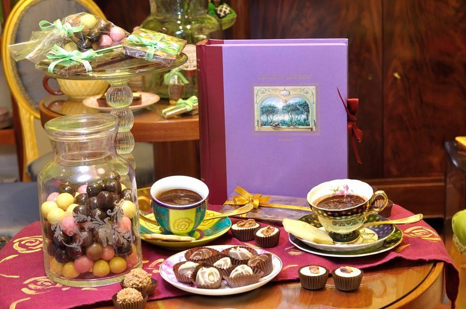 Tableaux de chocolat