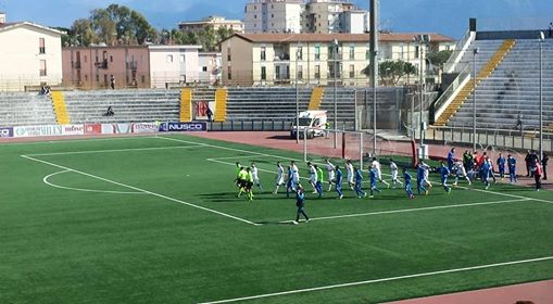 Savoia- Matera 0-2