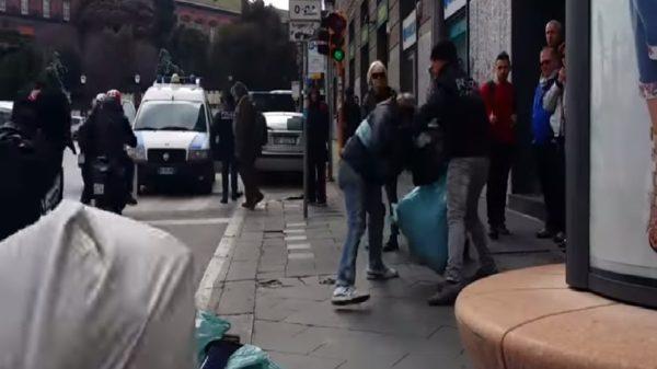 Blitz Napoli