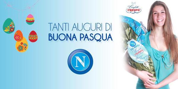 Crispo - Uovo di Pasqua SSC Napoli