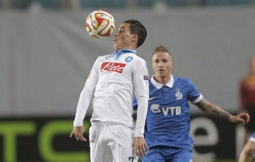 Dinamo Mosca-Napoli