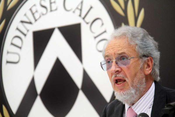 Giampaolo Pozzo (presidente Udinese)