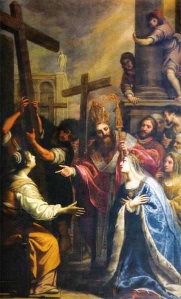Matteo Rosselli, Invenzione della Santa Croce
