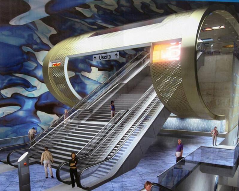 Metro San Pasquale 1