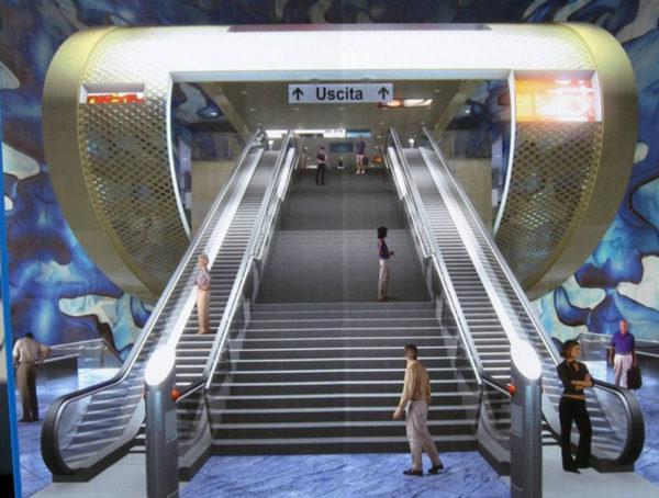 Metro San Pasquale  3