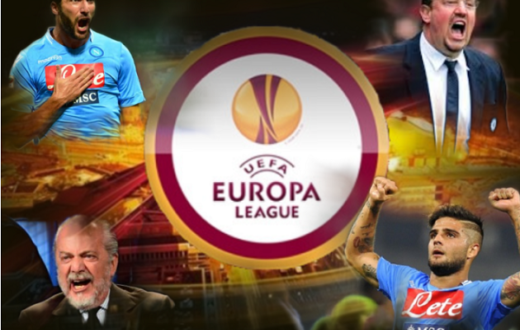 Napoli in Europa League