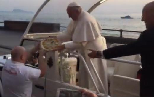 Pizza al Papa