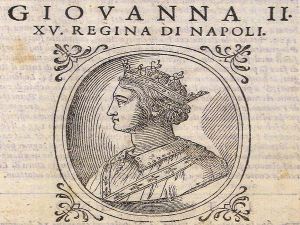 Regina Giovanna II di Napoli
