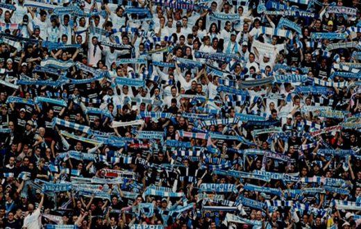 Tifosi azzurri cori