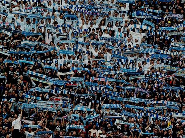 Tifosi azzurri
