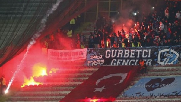 Tifosi del Trabzonspor
