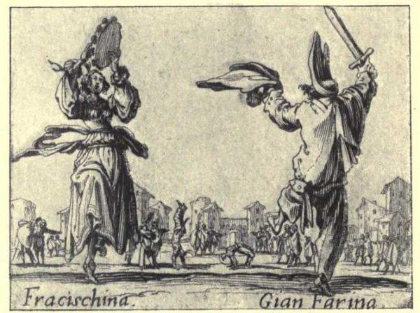 antica danza popolare italiana-705241