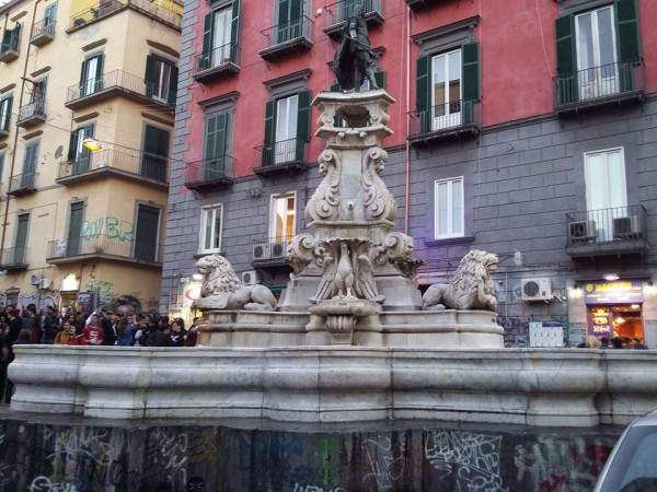 fontana di monteoliveto