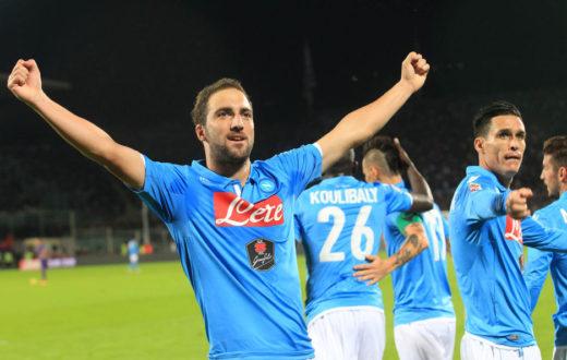 Ad Aprile impegni da record per il Napoli