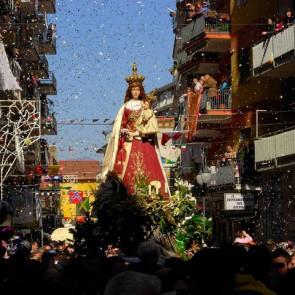 Tradizione, carciofi e vino, arriva la festa della Madonna delle galline