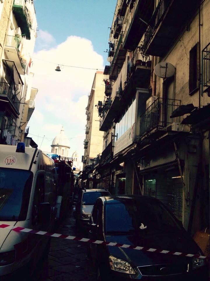 tragica morte a Napoli. 4