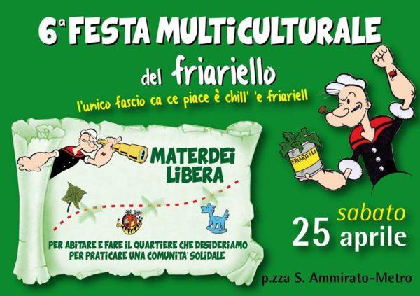 Festa Multiculturale del Friariello