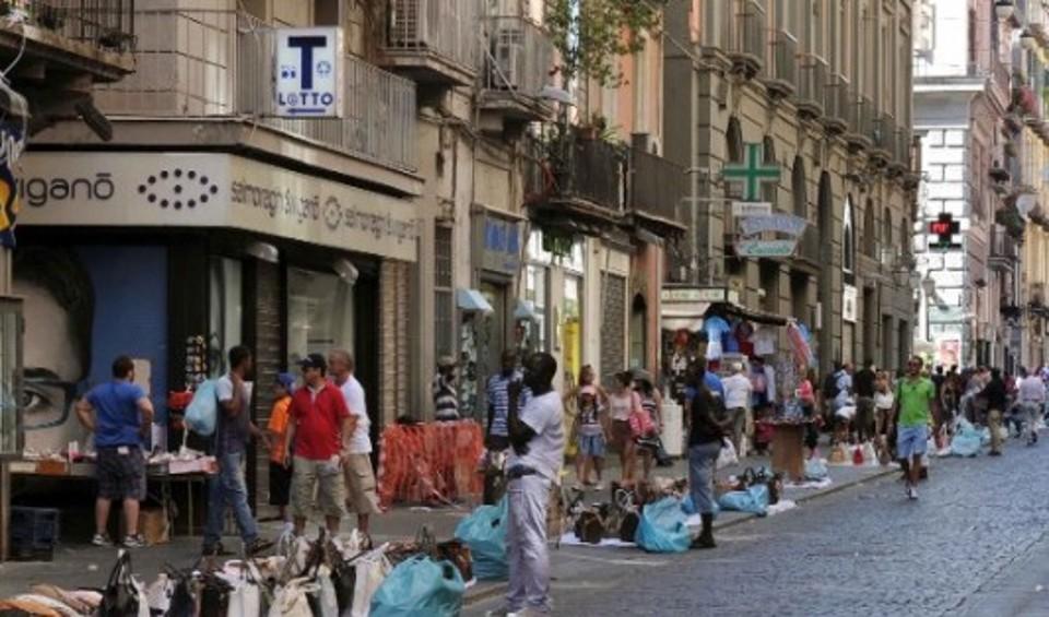Ambulanti Via Toledo