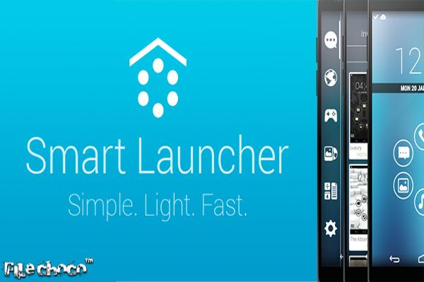 Applicazione Smart Launcher di Vincenzo Colucci