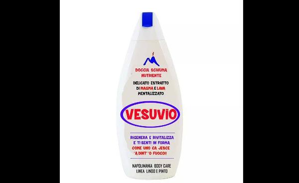 Bagnoschiuma Magma Vesuvio