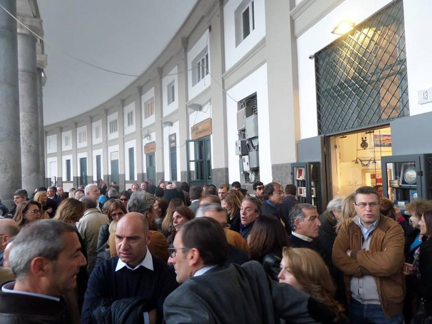 Bottega Piazza del Plebiscito - Foto di Borrelli
