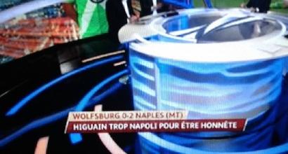 TV francesce Higuain onesto