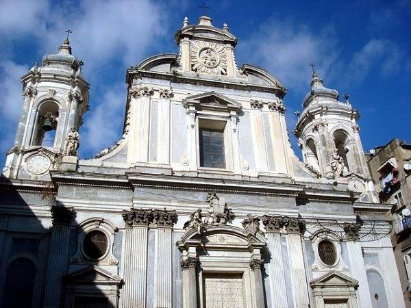Convento Gerolomini leggenda diavolo