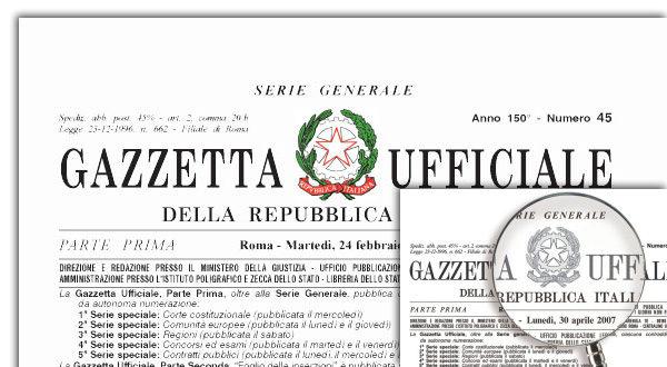 Gazzetta-Ufficiale-finalmente-gratis