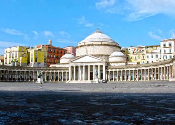 Giostra Medievale - piazza del Plebiscito