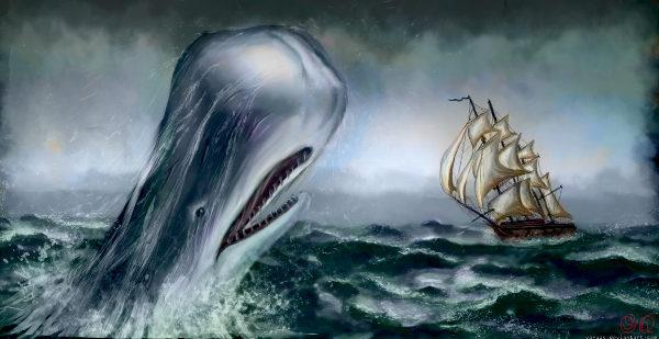 Herman Melville, Moby Dick. Varuas - Deviantart