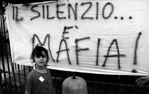 Il silenzio è mafia