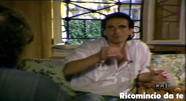 Intervista Massimo Troisi