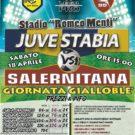 Juve Stabia-Salernitana