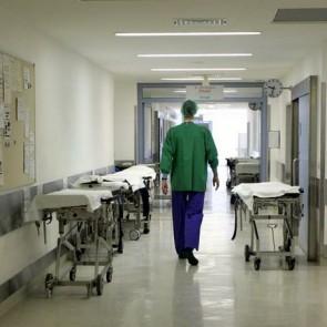 Morto in ospedale